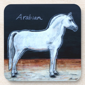 Porta-copo Portas copos árabes do cavalo, presentes para