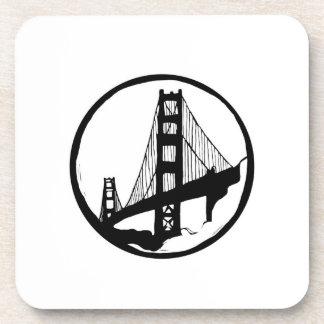 Porta-copo Portas copos de golden gate bridge San Francisco
