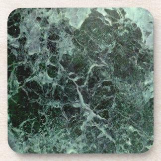 Porta-copo Portas copos de mármore verdes