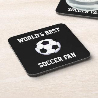 Porta-copo Portas copos do fã de futebol do mundo as melhores