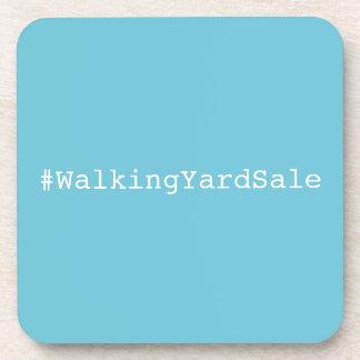 Porta-copo Portas copos do #WalkingYardSale
