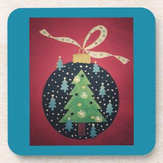 Porta-copo Portas copos festivas do feriado