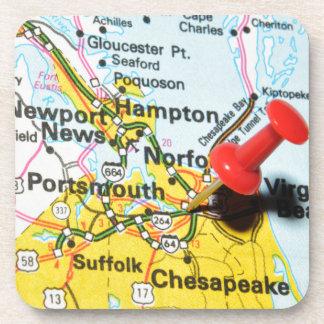 Porta-copo Portsmouth, Virgínia