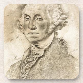 Porta-copo Presidente George Washington