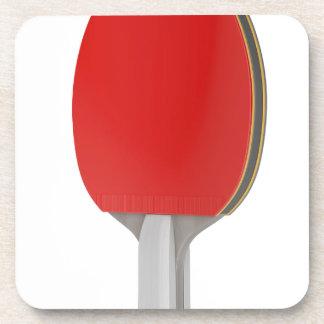Porta-copo Raquete do pong do sibilo