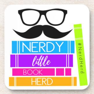 Porta-copo Rebanho pequeno Nerdy do livro