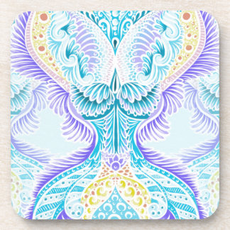 Porta-copo Renascimento, idade nova, meditação, boho, hippie