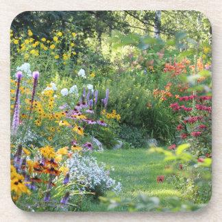 Porta-copo Reunião de três jardins