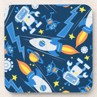 Porta-copo Robô de espaço