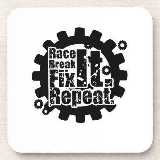 Porta-copo Ruptura da raça ele reparo ele mecânico de