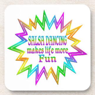 Porta-copo Salsa que dança mais divertimento