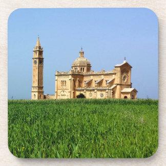 Porta-copo Santuário de Ta Pinu, Gharb, ilha de Gozo