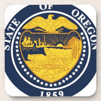 Porta-copo Selo do estado de Oregon