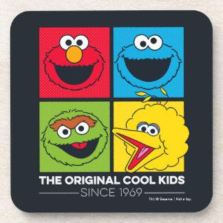 Porta-copo Sesame Street   os miúdos legal originais