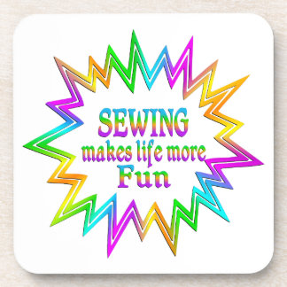 Porta-copo Sewing mais divertimento
