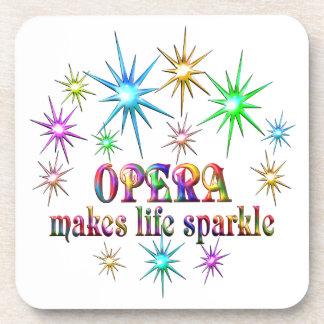 Porta-copo Sparkles da ópera