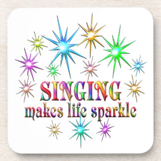 Porta-copo Sparkles do canto