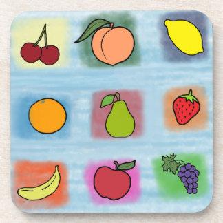 Porta-copo Surpresa da fruta