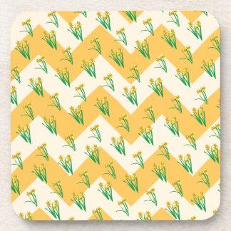 Porta-copo Teste padrão dos Daffodils
