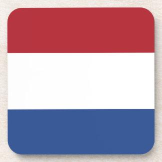 Porta-copo Teste padrão patriótico de Netherland Holland