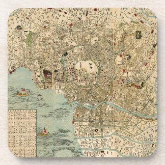Porta-copo Tokyo 1854