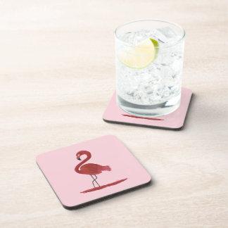 Porta-copo Trabalhos de arte do flamingo