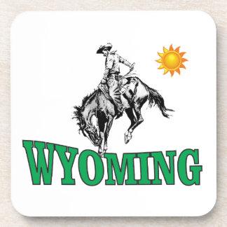 Porta-copo Vaqueiro de Wyoming