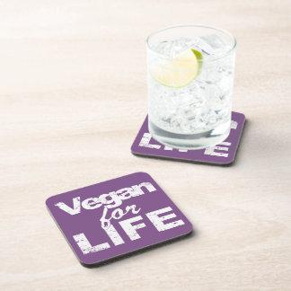Porta-copo Vegan para a VIDA (branca)