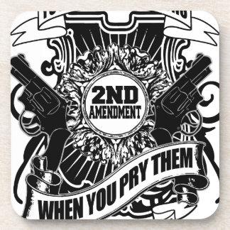 Porta-copo Você pode tomar minhas armas