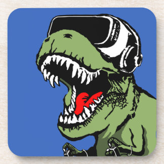 Porta-copo VR T-rex