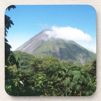 Porta-copo vulcão de arenal