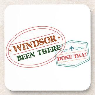 Porta-copo Windsor feito lá isso