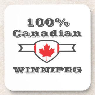 Porta-copo Winnipeg 100%