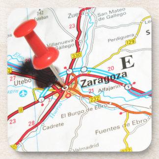 Porta-copo Zaragoza, Aragon, espanha