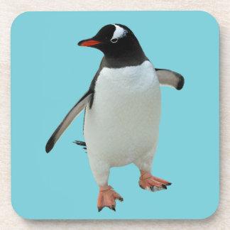 Porta copos 1 do pinguim da dança