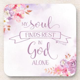 Porta-copos A aguarela minha alma encontra o resto, 62:1 do
