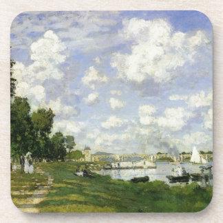 Porta Copos A bacia em Argenteuil - Claude Monet