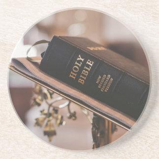 Porta-copos A Bíblia Sagrada