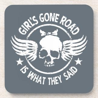 Porta Copos A estrada ida da menina