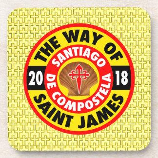 Porta-copos A maneira de St James 2018