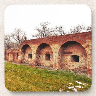 Porta Copos A parede da fortaleza