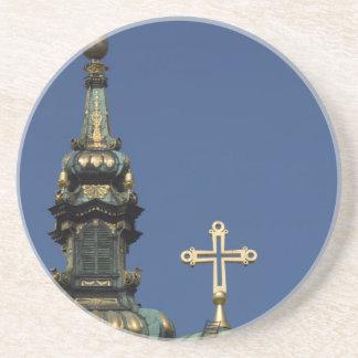 Porta-copos Abóbadas ortodoxos da igreja cristã