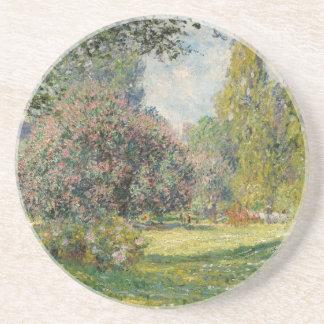 Porta-copos Ajardine o Parc Monceau - Claude Monet