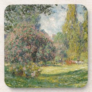 Porta Copos Ajardine o Parc Monceau - Claude Monet