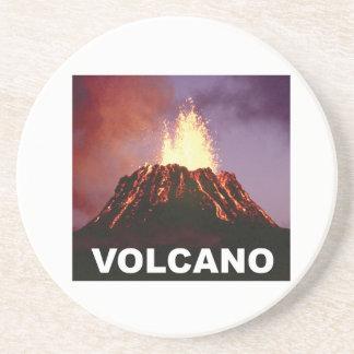 Porta-copos Alegria do vulcão