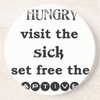 Porta-copos alimente à visita com fome o sik livre ajustado o