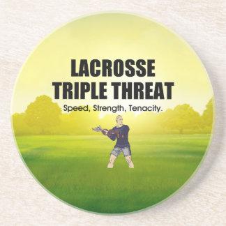 Porta-copos Ameaça SUPERIOR triplicar-se do Lacrosse