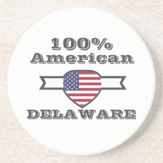 Porta-copos Americano de 100%, Delaware