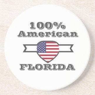 Porta-copos Americano de 100%, Florida