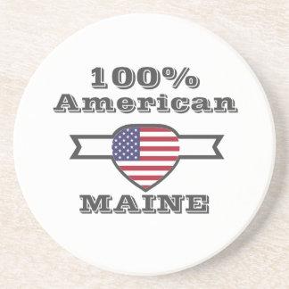 Porta-copos Americano de 100%, Maine
